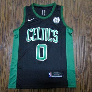 Brand NEW Nike Boston Celtics Tatum Jersey 0 NBA